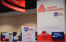 Stand commerciali Avery Dennison